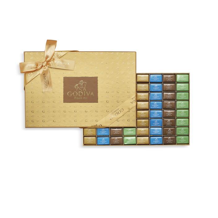 Godiva Gold Napoliten Çikolata Kutu, 128 Adet