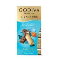 Godiva Mini Bars Sütlü,Tuzlu Karamelli, 8 Adet Stick