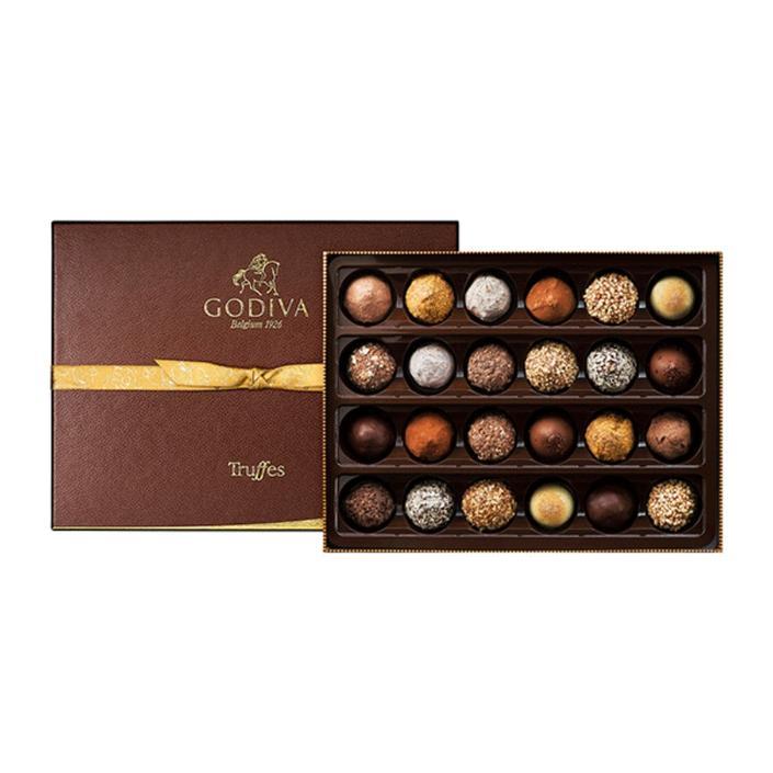 Godiva Trüf Çikolata Kutusu, 24 Adet