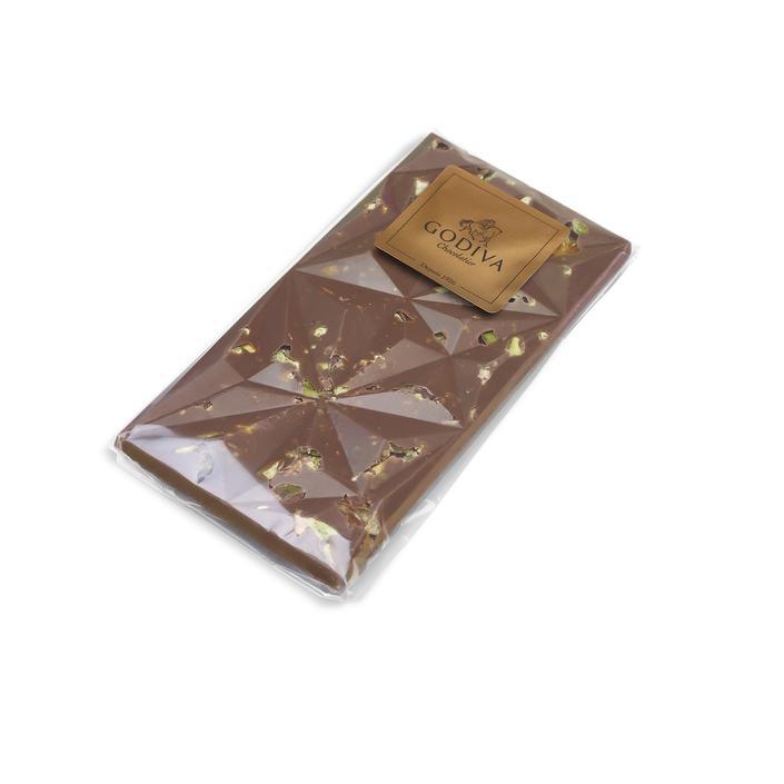 Godiva Sütlü Geometrik Bark, 90 gr