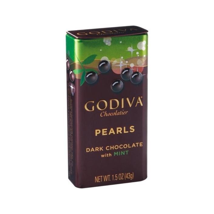 Godiva Naneli Bitter Çikolata İncileri