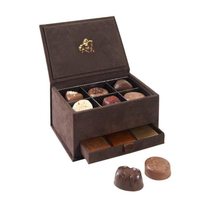 Godiva Kahverengi Royal Box, Mini Boy