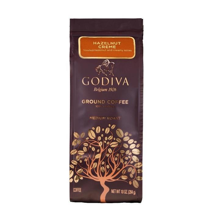 Godiva Fındık Kremalı Öğütülmüş Kahve