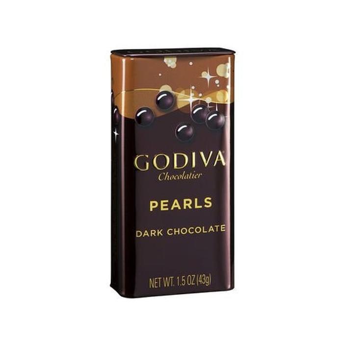 Godiva Bitter Çikolata İncileri, 43 gr.