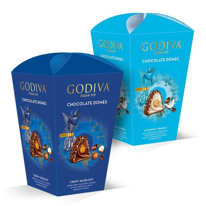 Godiva Domes Çikolata Deneyimi