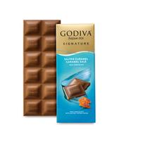 Godiva Tuzlu Karamelli, Sütlü Tablet Çikolata, 90 gr
