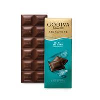 Godiva Deniz Tuzlu Bitter Tablet Çikolata, 90 gr