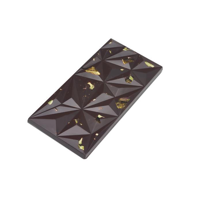 Godiva Bitter Geometrik Bark, 90 gr